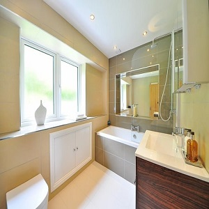 design and efficiency of your bathroom